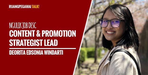 Content & Promotion Strategist Lead